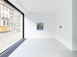 "Walter Swennen<br><em>Parti chercher du white spirit</em><br><span class=""oc-gallery"">Xavier Hufkens</span>"