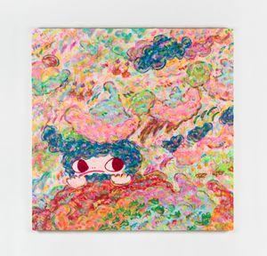 Untitled (ARP21-06) by Ayako Rokkaku contemporary artwork