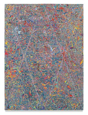 Untitled #19 by David Allan Peters contemporary artwork