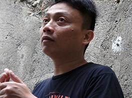 Art & Jakarta with artist Reza Afisina