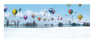Balloons by Ralf Peters contemporary artwork photography, print