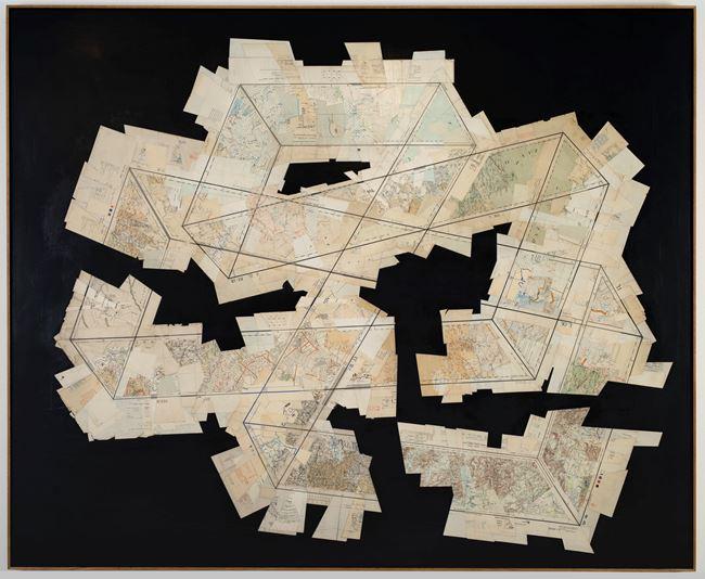Antaeus In Mid-Air by Gerhard Marx contemporary artwork