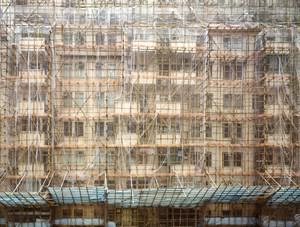 Ming Garden Cocoon #1, Hong Kong by Peter Steinhauer contemporary artwork