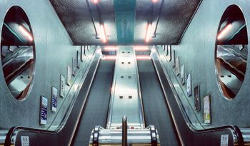 Christopher Button's Paean to Hong Kong's Subway System