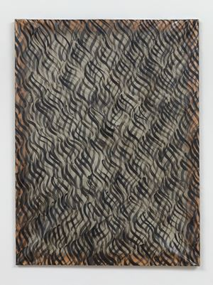 Segni neri by Carla Accardi contemporary artwork