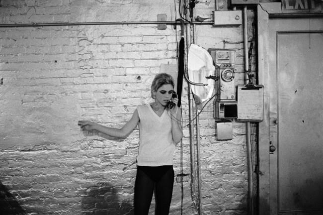 Edie Sedgwick by Stephen Shore contemporary artwork