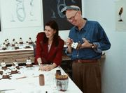 The dynamic duet of Claes Oldenburg and Coosje van Bruggen