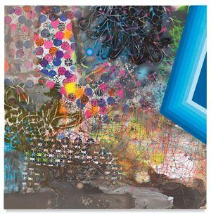 Ganymede by David Huffman contemporary artwork