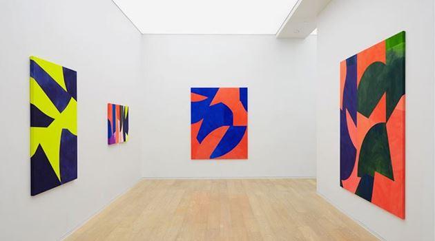 Simon Lee Gallery contemporary art gallery in Hong Kong