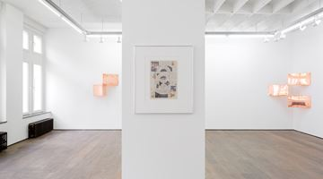 Contemporary art exhibition, Walead Beshty, Three pictures at rodolphe janssen, Brussels, Belgium