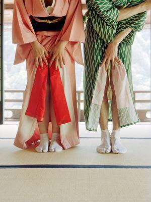 Open Kimono 敞开的和服 by Pixy Liao contemporary artwork
