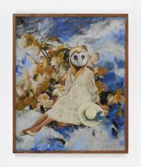 Wisdom of the Owl by Marnie Weber contemporary artwork works on paper, photography