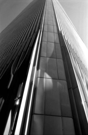 Street of light WTC by Fernando Zaccaria contemporary artwork