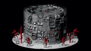 Edifice II by Gregory Bennett contemporary artwork