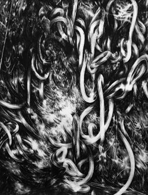 Nocturne VII by Julia Steiner contemporary artwork
