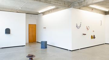 Contemporary art exhibition, Jaime Jenkins, Stone Age at Jhana Millers, Wellington, New Zealand