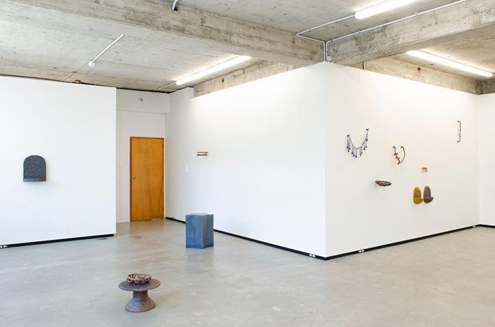 Exhibition view: Jaime Jenkins, Stone Age, Jhana Millers, Wellington (8 October–31 October 2020). Courtesy Jhana Millers.