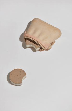 Crumbs by Genesis Belanger contemporary artwork sculpture
