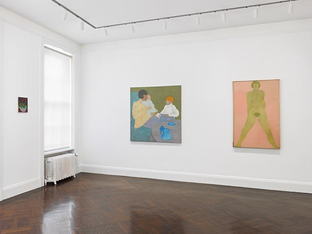 Exhibition view: March Avery, Blum & Poe, New York (27 June–14 September 2019). © March Avery. Courtesy the artist and Blum & Poe, Los Angeles/New York/Tokyo. Photo: Genevieve Hanson.
