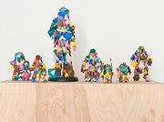In Japanese Sculptor's US Solo Debut, a Phantasmagoria of Color and Motion