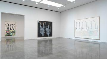 Contemporary art exhibition, Georg Baselitz, Springtime at Gagosian, 555 West 24th Street, New York
