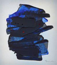 WORK97-jan1 by Minoru Onoda contemporary artwork works on paper