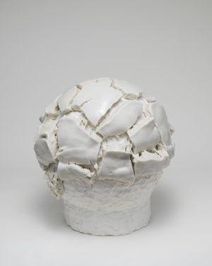 TEE BOWL by Takuro Kuwata contemporary artwork sculpture