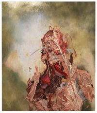 Raw Intent No. 3 by Antony Micallef contemporary artwork painting