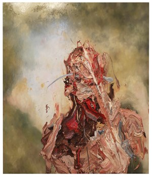 Raw Intent No. 3 by Antony Micallef contemporary artwork