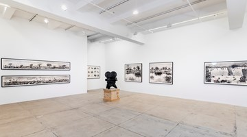 Contemporary art exhibition, William Kentridge, Let us Try for Once at Marian Goodman Gallery, New York