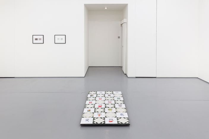 Exhibition view: Michael Queenland, Maureen Paley, London (6 April–26 May 2019). © Michael Queenland. Courtesy Maureen Paley, London.
