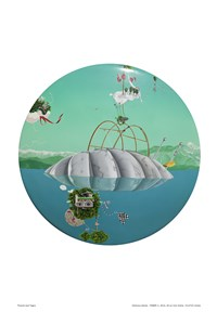 Dominus Aeris – PANEM 3 by Thukral & Tagra contemporary artwork painting