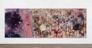 Night Rain, Morning Mist (Autumn) by Sam Falls contemporary artwork