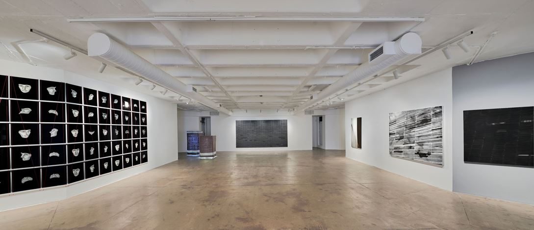 Exhibition view: Group Exhibition, How To Disappear, Goodman Gallery, Johannesburg (14 March–31 May 2020). CourtesyGoodman Gallery.