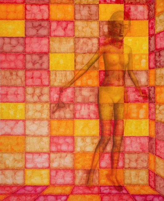A Wall No. 1 by Pu Jie contemporary artwork