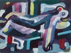 Patient by Simon Blau contemporary artwork