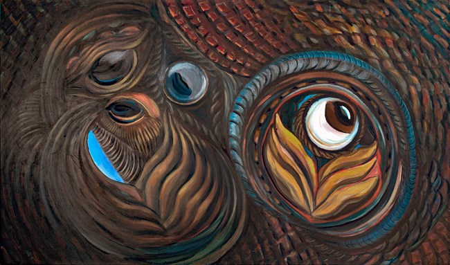 Union of Eyes by Lin Chi-Wei contemporary artwork