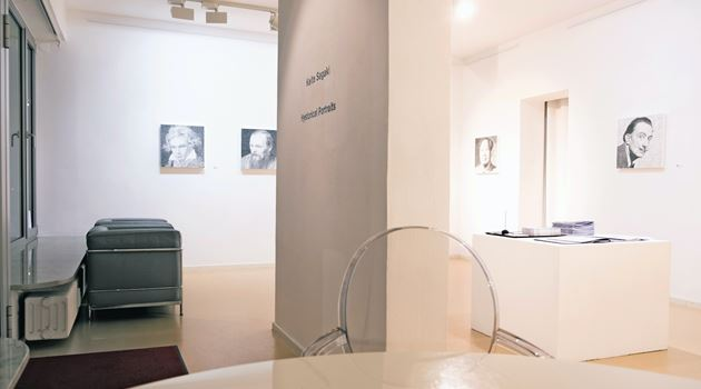 Micheko Galerie contemporary art gallery in Munich, Germany