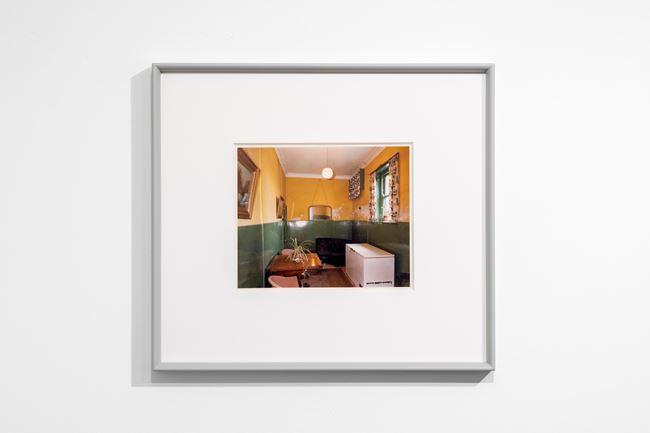 Café Interior, Londonderry by Paul Graham contemporary artwork