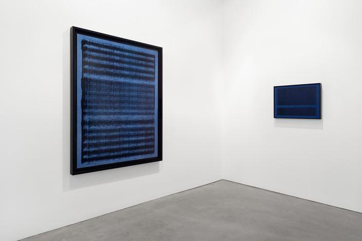 Exhibition view: Idris Kahn,Quartet, Galerie Thomas Schulte, Berlin (7 September–19 October 2019). Courtesy Galerie Thomas Schulte. Photo:© Stefan Haehnel.