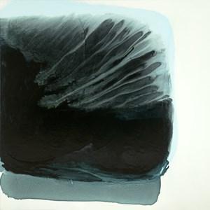 Double Slide (Blue Black) by Marie Le Lievre contemporary artwork