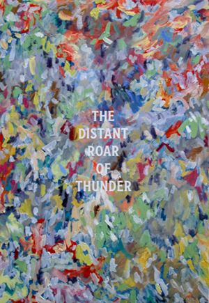 The distant roar of thunder by Elliot Collins contemporary artwork