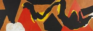 Arabesque by Robert Motherwell contemporary artwork