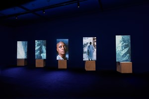 Stones Against Diamonds by Isaac Julien contemporary artwork