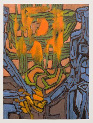 Untitled by Luchita Hurtado contemporary artwork