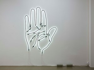 Notes for a Poem on The Third World (chapter two) by Glenn Ligon contemporary artwork
