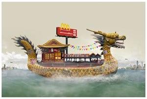 Seaside No. 1 海国图志之一 by Yao Lu 姚璐 contemporary artwork