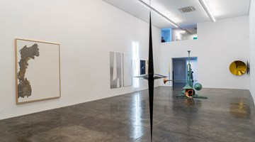 Contemporary art exhibition, Group Exhibition, Reflections on Space and Time at Galeria Nara Roesler, São Paulo