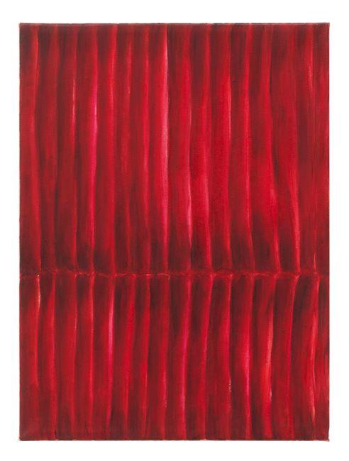 Vorhang by Jutta Koether contemporary artwork