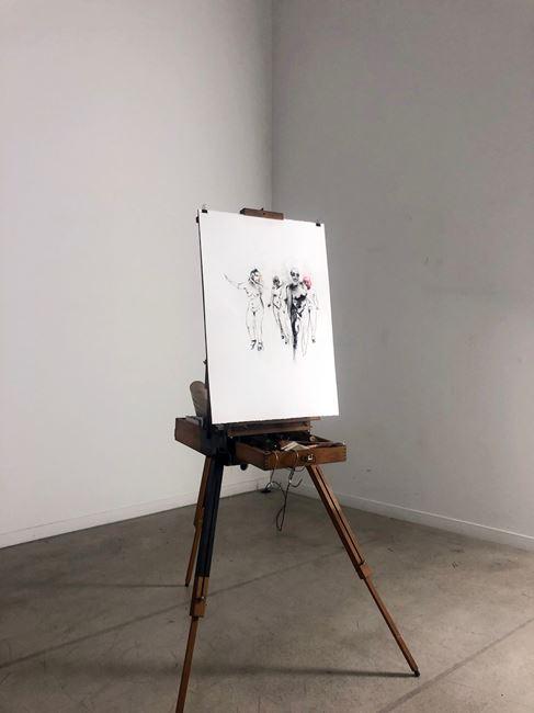 Joie de vivre by Bernardí Roig contemporary artwork